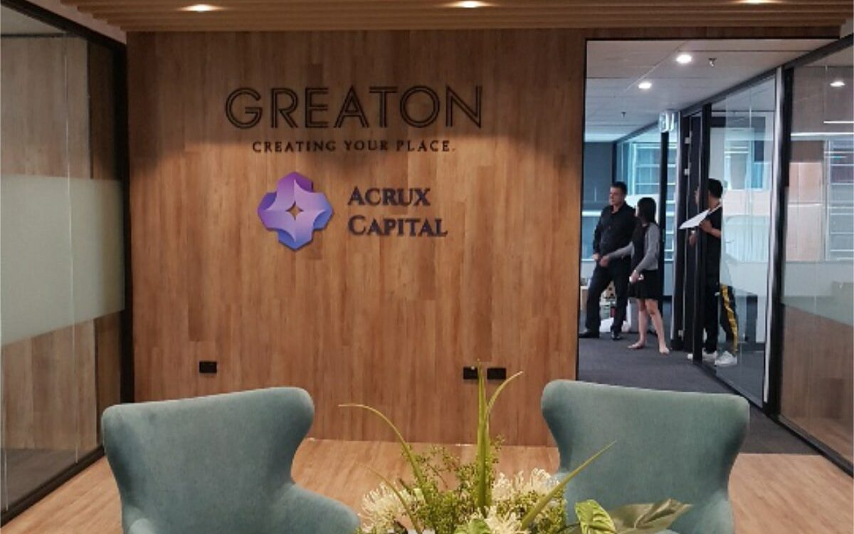 Greaton Office Fit-out
